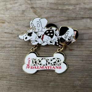 Disney Pin 102 Dalmatians Enameled 2005